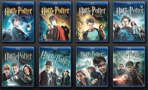 Harry Potter Movie Icons by Batnamz