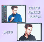 Francisco Lachowski Pack PNG