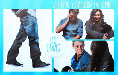 Allison Y Jackson Pack PNG
