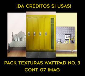 Pack texturas Wattpad No.3