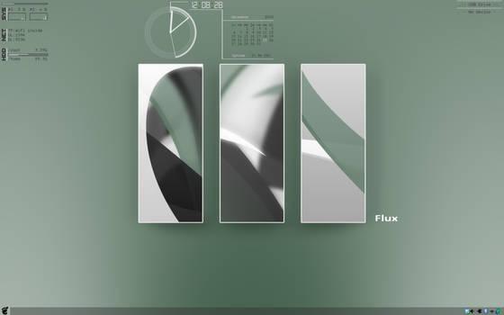 Conky - FLux