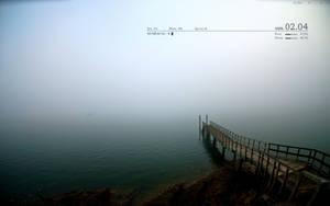 Conky - Zen Bridge by Fenouille84