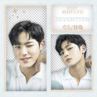 Mingyu (SEVENTEEN) | PNG PACK #14 by taertificials