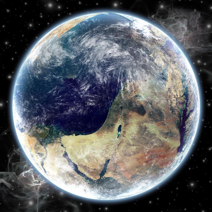 earth like world planet - photo #30