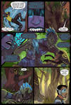 Snakes and Ladders: Invasion 004 by mulattaFURY