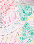 My First Hand Drawn Doodle Brush Pack!