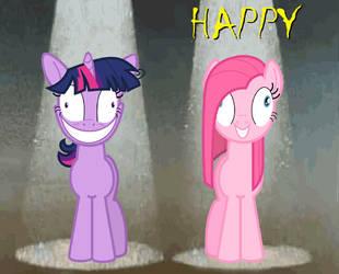 Happy Happy Joy Joy by SchizoPie