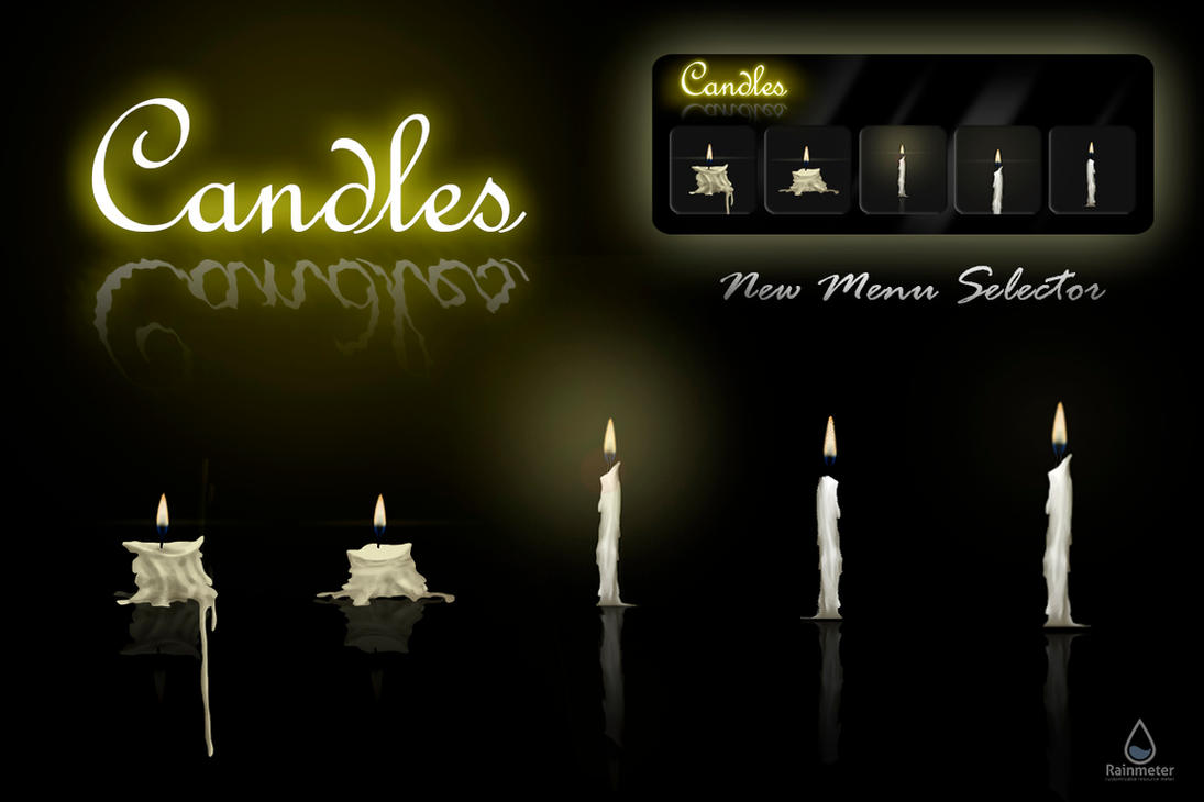 Candles Animated Gifs by amadis33