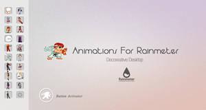 Animations For Rainmeter V2.0@2013