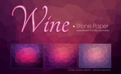 Wine StonePaper-Series by amadis33