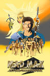 mad Max Beyond Thunderdome 1985 poster by EJLightning007arts