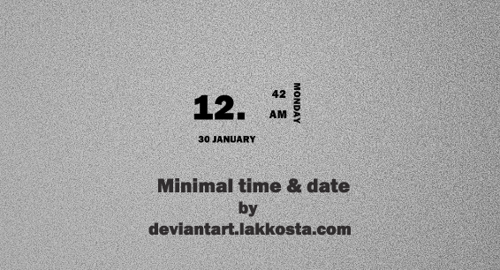 Minimal Time by LaKkosta