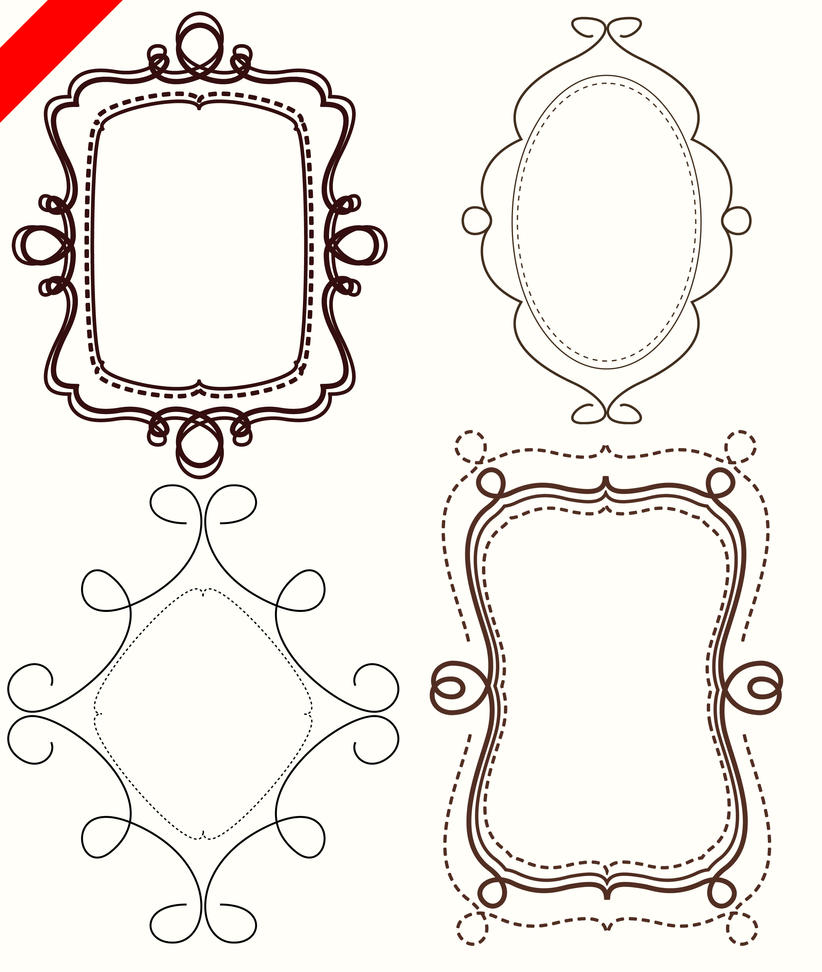 Clip Art on Pinterest | Doodle Frames, Frames and Lighthouses