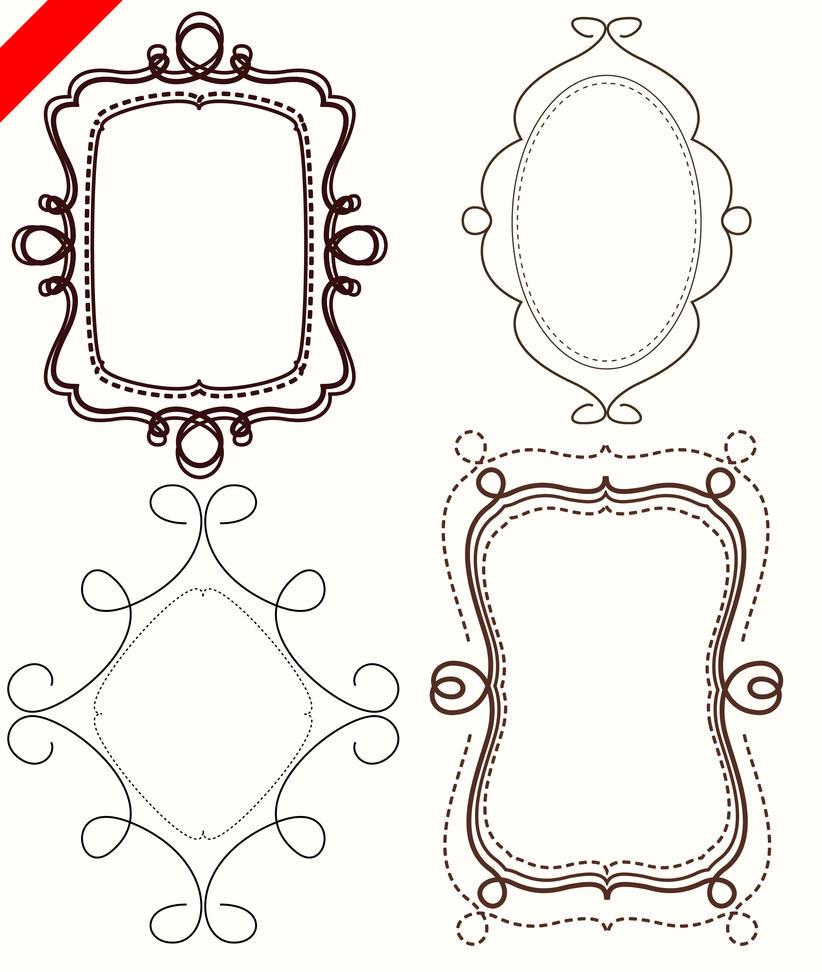 Clip Art on Pinterest | Doodle Frames, Frames and Lighthouses
