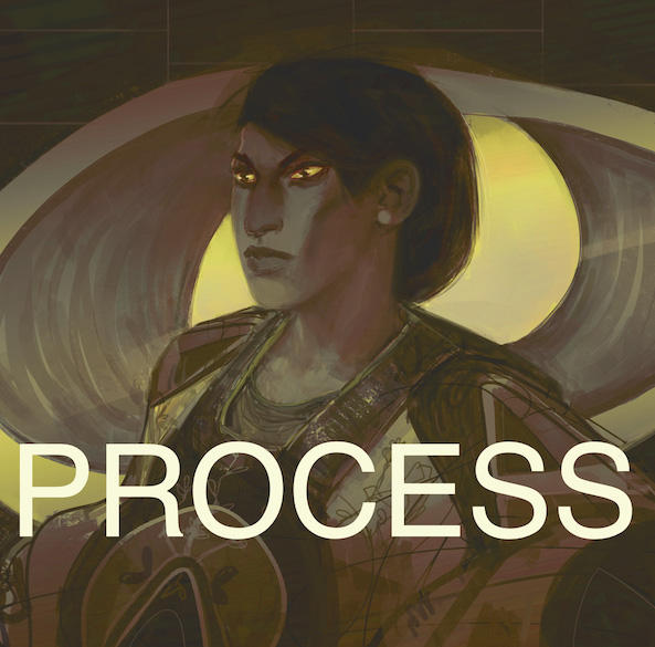 Akin Pah - Process