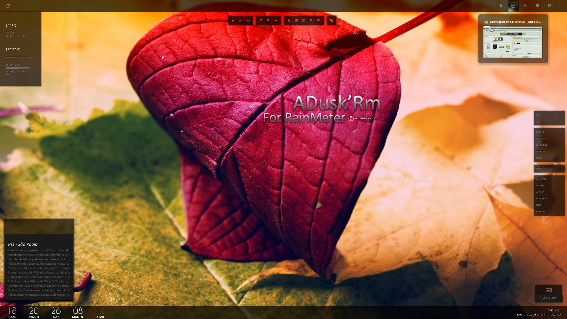 ADusk'Rm by DijaySazon