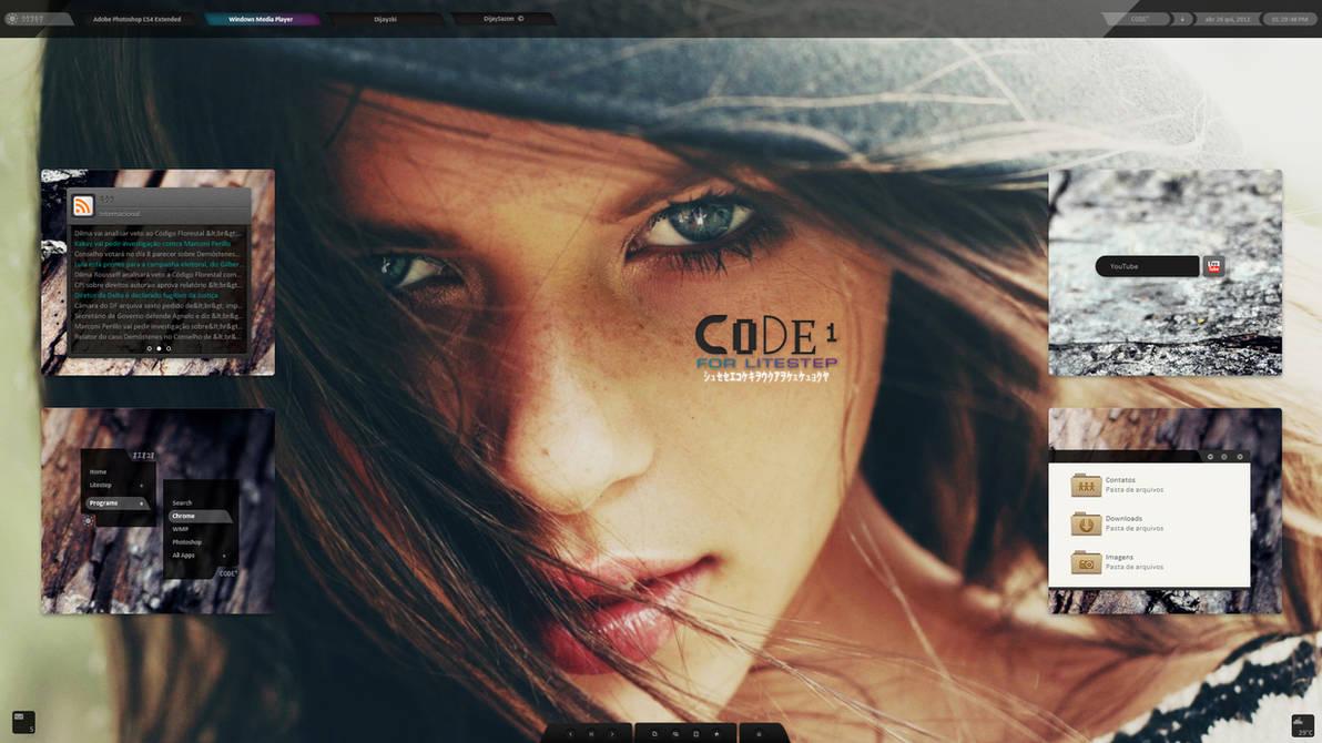 CODE1 Suite by DijaySazon