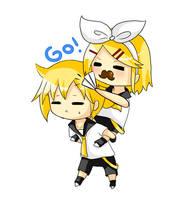 Go! by Haruee