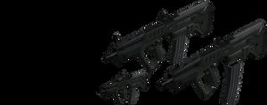 TAR-21 - Rigged