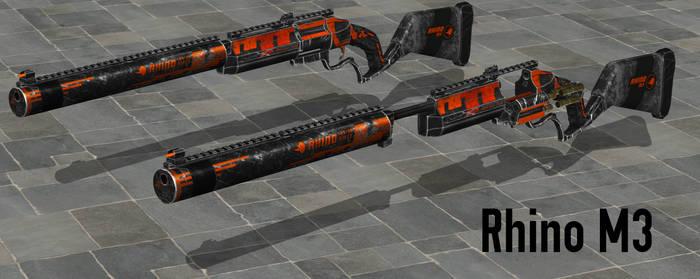 Shotguns, Rifles and Sniper Rifles on HandyFirearms - DeviantArt