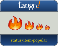 Tango Flame by dracos