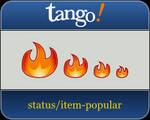 Tango Flame