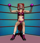 Liz Fights Back - Animated by This-Cat-Has-Claws