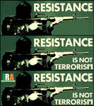 Resistance Banners for FB
