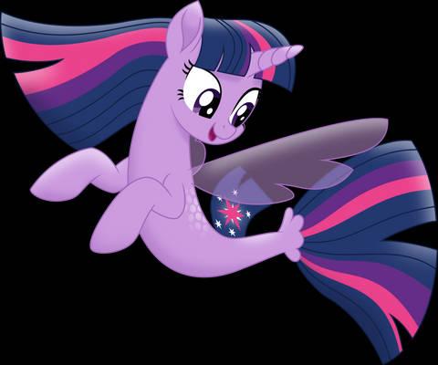 Twilight Sparkle Seapony