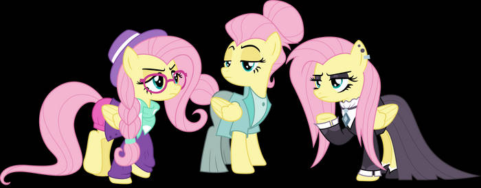 Fluttershies