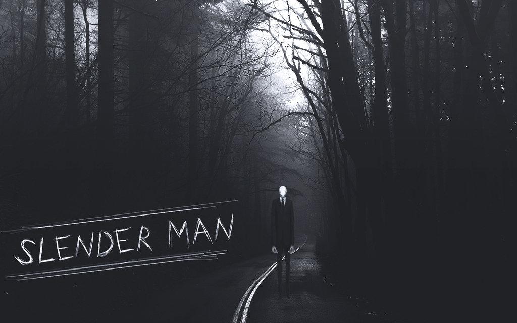 Woods slender man x reader by monkeyingaround11380 on - Slenderman wallpaper ...