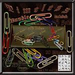 Timeless-75 PaperClip-BUNDLE