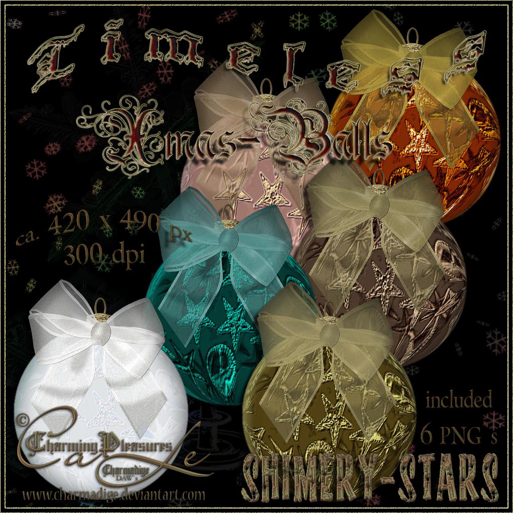 Timeless-XmasShimeryStars by Charmadige