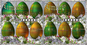 Timeless-Chequered-Eggs I+II