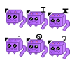 Block cat cursors by MidnasFire500