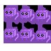 Block cat cursors by MidnasFire500
