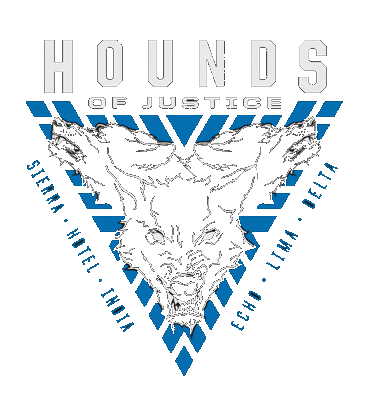 The Shield: Hounds Of Justice 2019 Logo PNG by TheBigDog1996