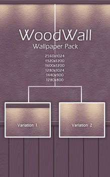 WoodWall Pack