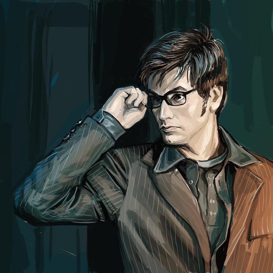 Dehydration Tenth Doctor x Reader by Alexbk1325 on DeviantArt