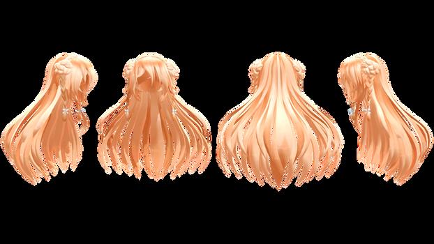 Hair edit#5
