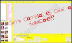 Como Cambiar El Color Al  Photoscape by Sandra-Minaj