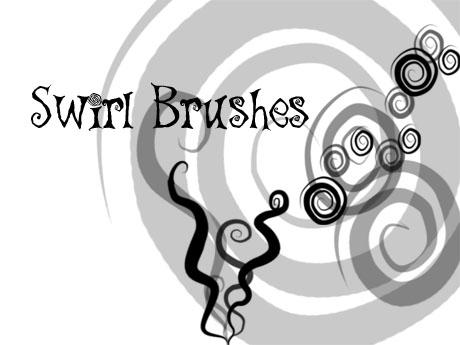 Swirl Brushes by Tommymommy