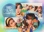 PNG PACK: Red Velvet #1