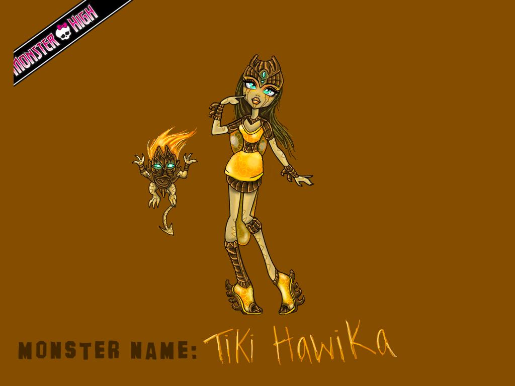 Tiki Hawika by lalafox456