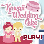 Kawaii Wedding Cake - FLASH GAME
