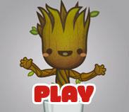 Kawaii Dancing Baby Groot