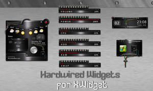 Hardwired Widgets Pack for xwidget (UPDATED)