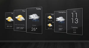 3D Panels Widgets for xwidget