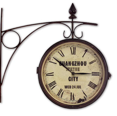 old train station clock for xwidget by jimking on deviantart