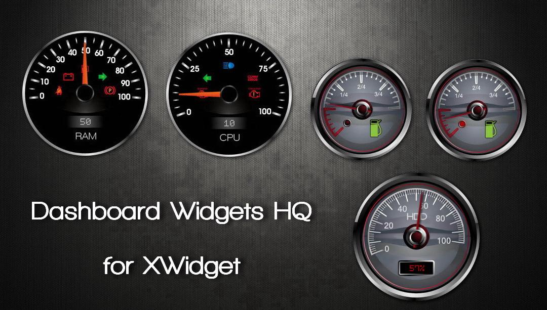 Dashboard Widgets HQ for xwidget by jimking